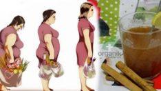 Limon ve Tarçınlı İçecek ile Sadece 1 Haftada 4 Kilo Vermeniz Mümkün