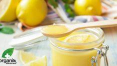 Limon Peyniri ve Limon Curd Tarifi