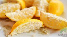 Limon Suyu ve Tuz Kürü ile Tüyleri Azaltma Yöntemi