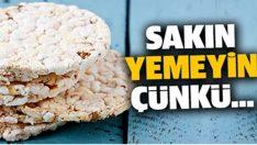 Pirinç patlağı hastalığa yol açıyor