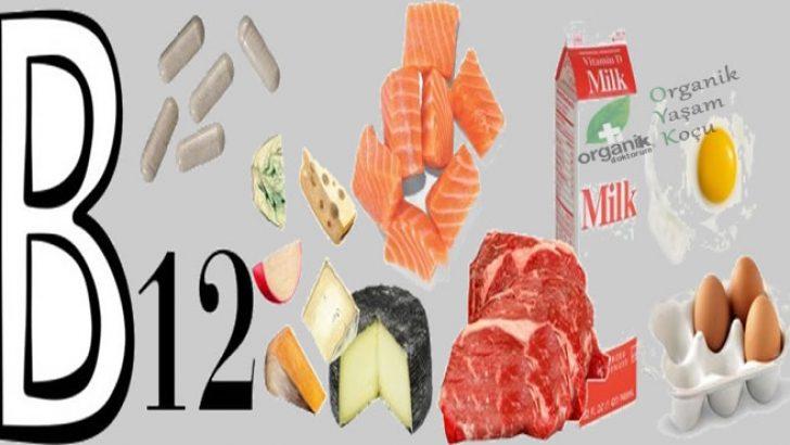 B12 Vitamini Eksikliği Nasıl Hissedilir?