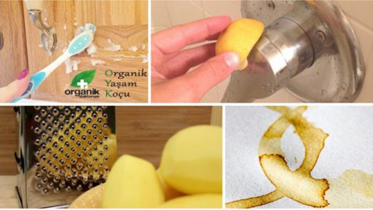 Titiz Ev Hanımları Bu Yöntemler ile Temizlik Çok Daha Kolay
