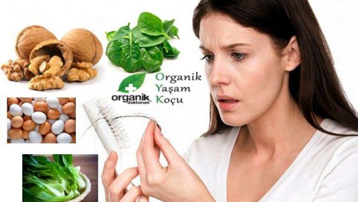 Saçınızın Dökülmesini Önleyecek 7 Muhteşem Yiyecek…