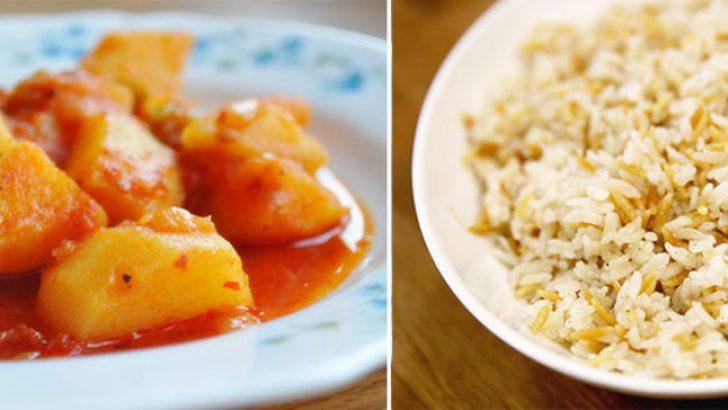 Pilavı ve Patatesi tekrar ısıtıp yemeyin çünkü..!