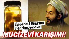 Kanseri Yenen İbn-i Sina'nın Mucizevi Karışımı