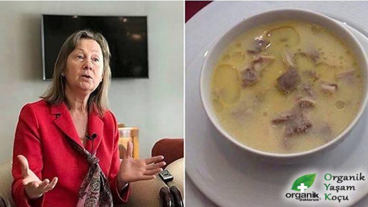 3 Yaşındaki Oğlunu Kelle Paça Çorbası İle İyileştirdi