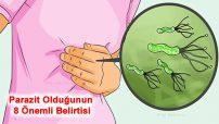 Vücutta Parazit Olduğunu Gösterir 8 Önemli Belirti