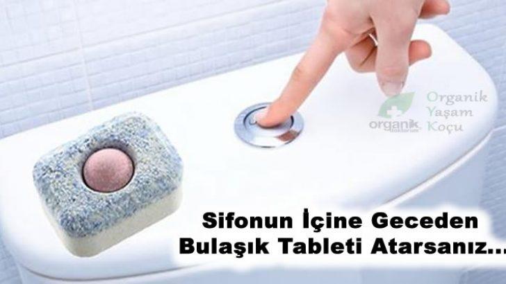Aklınıza Gelmeyecek Bulaşık Makinesi Tabletinin Kullanım Alanları