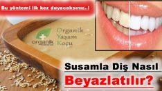 Susamın Etkin Maddesi Sayesinde Dişleriniz Beyazlayacak!