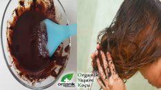 Suya Kahve Koyup Saçınıza Sürün… Sonuç İnanılmaz
