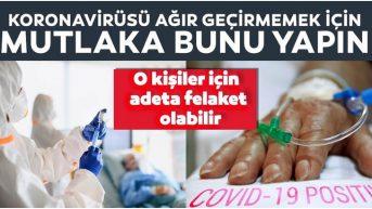 Korona Virüsü Odaklanıp Gribi İhmal Etmeyin..!