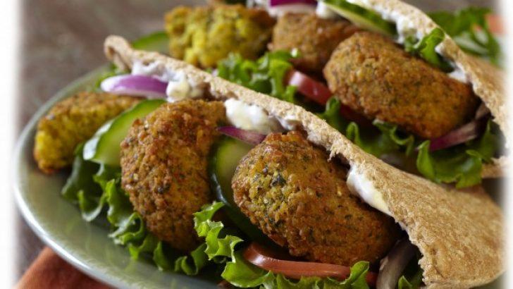 Lübnan Köftesi – Falafel Tarifi