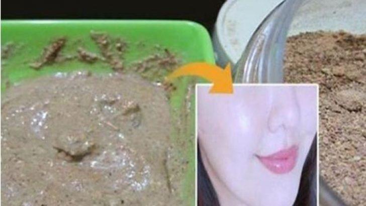 2 Saat İçinde Mutfağınızdaki Malzemelerle Porselen Cilde Kavuşturan Organik Kür!