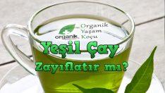 Gerçekten Yeşil Çay Zayıflatıyor Mu?