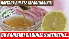 Limon Suyunun Cilde İnanılmaz Faydaları