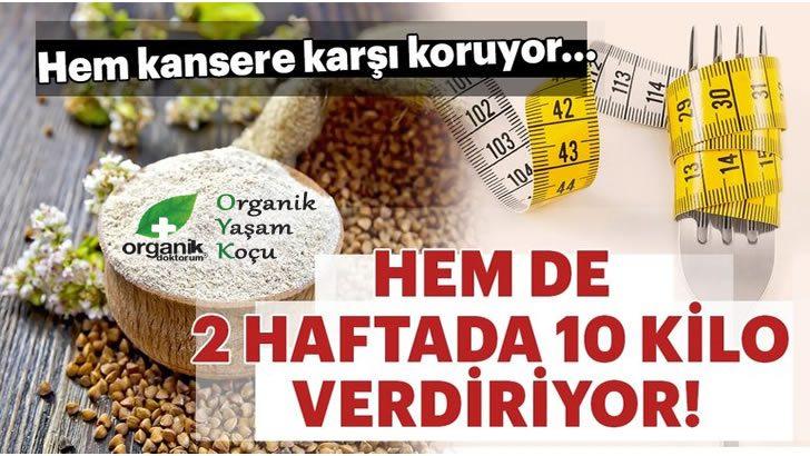 Karabuğday Diyeti ile 2 Haftada 10 Kilo Verin