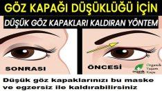 Göz Kapağı Düşüklüğü ve Sarkmalar için Tedavi Yöntemleri