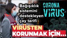 Koronavirüs'e En Etkili Bağışıklık Güçlendirici Kür